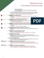 DPAS Component V Teacher Forms