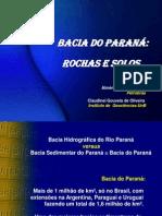 01 - Palestra Almerio Por Claudinei_Bacia Parana