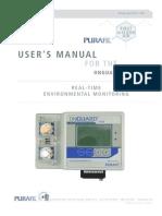 OnGuard 3000 Users Manual