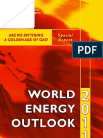 We o 2011 Golden Age Gas Report