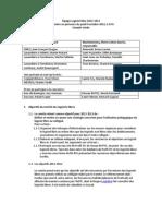 Compte rendu (2012-10-04) Logiciel Libre