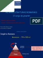 Pretor - apresentação