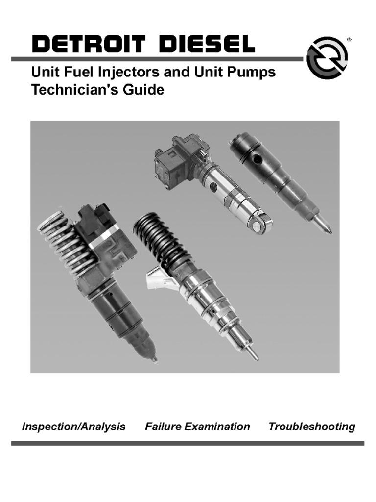Detroit Diesel | Fuel Injection | Diesel Fuel