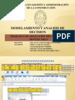 Trabajo Analisis de Montecarlo II Rev 01