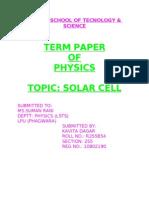 _Term Paper