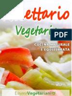 Ricettario Essere Vegetariani