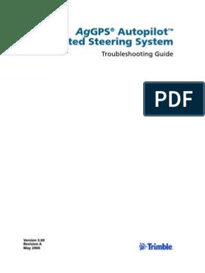 AFS Manual Completo e Código de Erros | Technical Support
