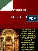 Pendulul Lui Foucault Prezentare