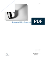 Patent Search Tutorial