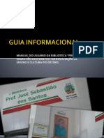 Guia Informacional de Biblioteca