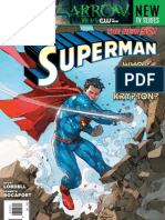 Superman Issue 13 Exclusive Preview