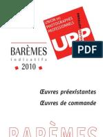 BaremesUPC2010