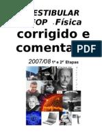 Corrigo Ufop 2007,2008
