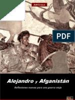 Alejandro y Afganistan