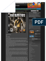 Tutotrial Completo Infamous 1 PS3 - Www-tigergames-com-br