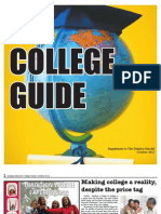 2012 October College Guide