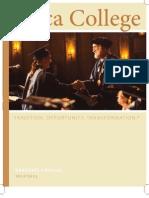 Utica College Graduate Catalog 2012-13