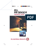 Pir Sensors Technical Booklet