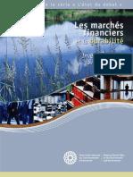 Les marchés financiers et la durabilité