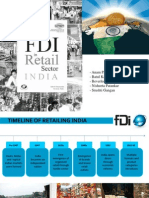 FDI in Retail India