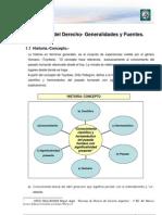 Mod. 1 Lectura 1.-La Historia Del Derecho Generalidades y Fuentes