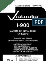 Manual de Instalacion de Tuberia Hdpe