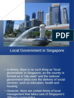 Local Government in Singapore
