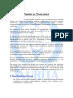 Resinas de Troca Ionica