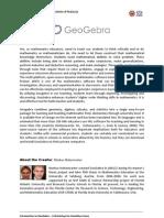 GeoGebra IPG Pri 092010
