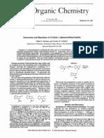síntese do 1benzenossulfonilindol