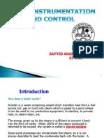 boiler instrumentation and control