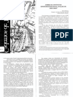 Sobre os contextos epstemológicos da análise do discurso - Pecheux