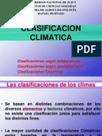 Clase 8 Clasificacion Climatica