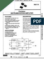 1na114 Data PDF