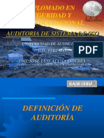 Auditoria de SSO