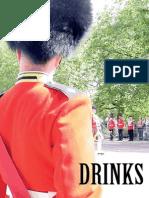 OFTR Drinks Menu June 2012