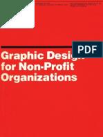 Vignelli Graphic Design Non-Profit