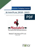 Nandos Australia Apc Action Plan