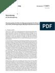 Verordnung über die Höhe der EEG-Managementprämie