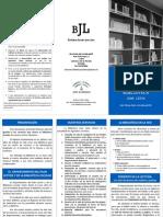 Carta de Servicios Biblioteca Escolar Juan Leiva