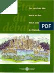 Les services des eaux et des eaux usées au Canada