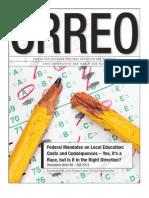 CRREO Education Reform Discussion Brief #8 Fall 2012