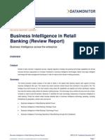 Ar Datamonitor Bi in Retail Banking