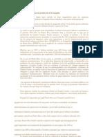 Origen e historia del sistema de producción de la maquila