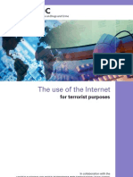 Use of Internet for Terrorist Purposes