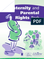 Maternity Rights Pack Complete