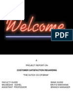 Ppt on Customer Satisfcation