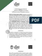 Convenio Marco de Cooperación entre la Universidada de San Carlos de Guatemala y la Universidad Nacioanl de Ingenieria, NICARAGUA.