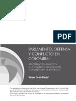 Parlamento y Defensa -Parte2