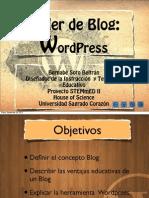 Taller Wordpress